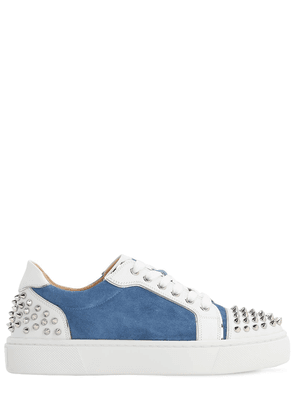 35mm Vierissima Suede & Leather Sneakers