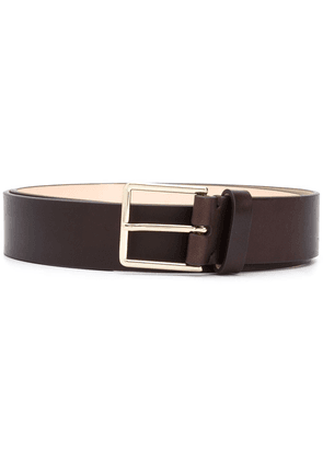 Paul Smith buckle fastened belt - Brown