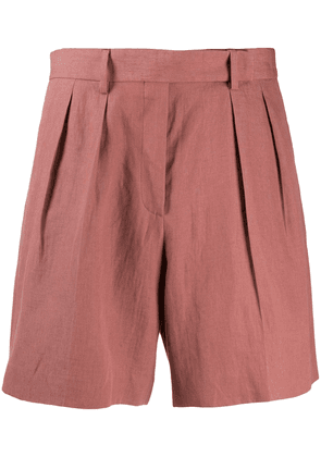 Paul Smith tailored shorts - PINK