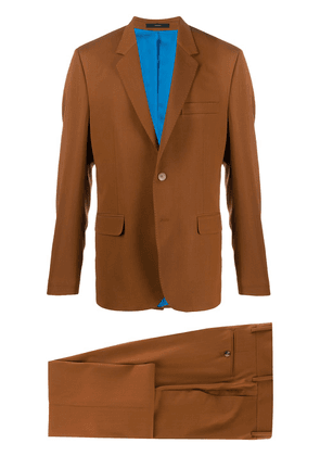 Paul Smith two button suit - Brown