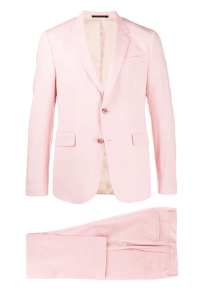 Paul Smith tailored two-piece suit - PINK
