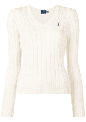 Polo Ralph Lauren cable knit pullover - NEUTRALS