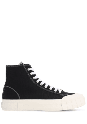 Juice Canvas High Top Sneakers