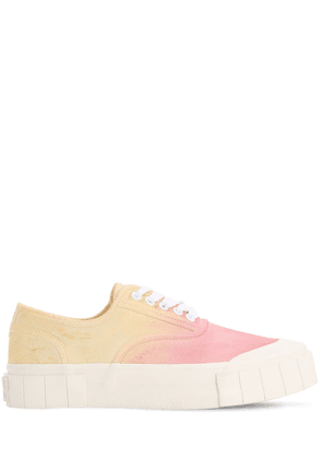 Ace Tie Dye Canvas Sneakers