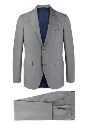Etro two-piece formal suit - Grey