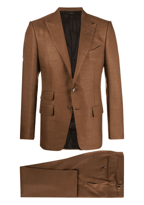 Tom Ford two-piece suit - Brown