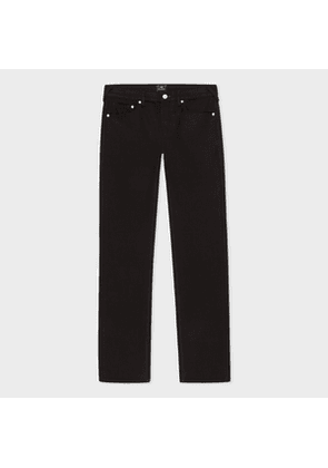 Men's Standard-Fit 'Black Stretch' Jeans