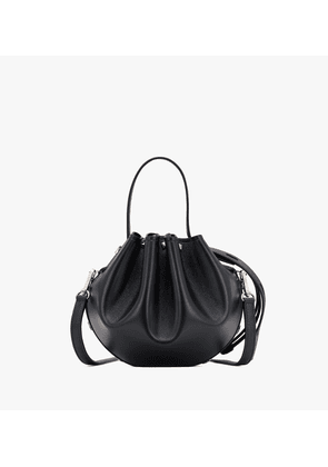 Candy Drawstring Bag In Nappa Leather