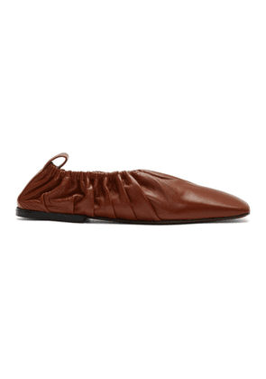 NEOUS Red Phinia Flats