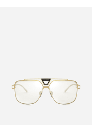 Dolce & Gabbana Sunglasses - MIAMI SUNGLASSES GOLD AND WHITE