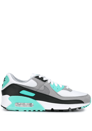 Nike Air Max 90 low-top trainers - White