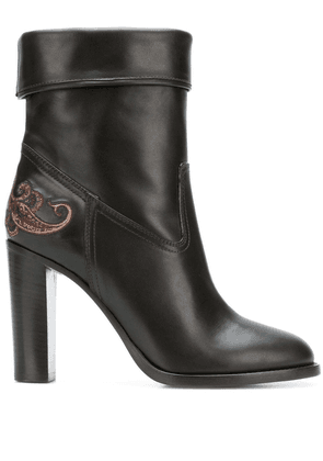 Etro ankle boots - Brown