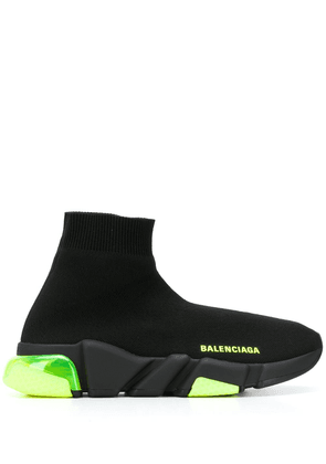 Balenciaga Speed Clear Sole slip-on sneakers - Black