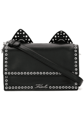 Karl Lagerfeld K/Rocky Choupette shoulder bag - Black