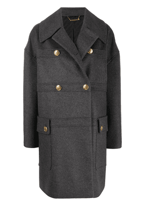 Givenchy double-breasted coat - Grey