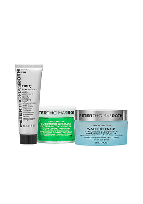 Peter Thomas Roth Smooth Sailing 3-Piece Best Seller Kit in Beauty: NA.