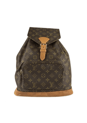 Louis Vuitton montsouris other cloth backpacks