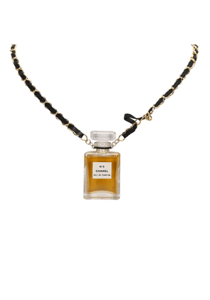 Perfume Charm Necklace