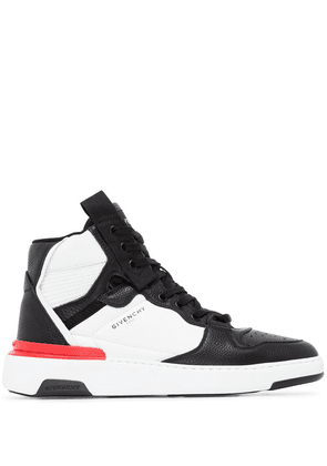 Givenchy Wing high-top sneakers - Black