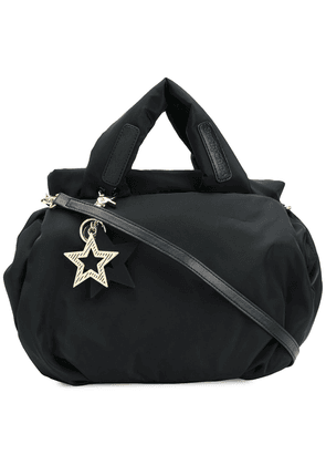 See by Chloé star trim shoulder bag - Black