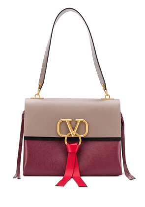 Valentino VRING shoulder bag - Red