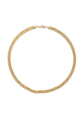 Givenchy Pre-Owned 1980s chain link necklace - GOLD