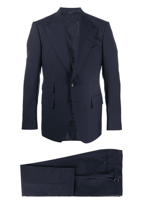 Tom Ford Shelton two-piece suit - Blue