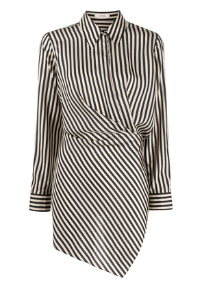 Dorothee Schumacher Striped Sensation blouse - Black