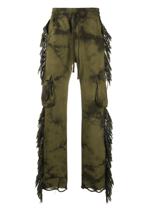 Alchemist Jungle Riders cargo trousers - Green