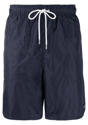 Woolrich Fatigue swimming trunks - Blue