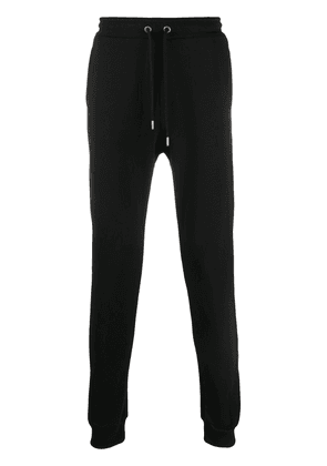 John Richmond tapered-leg track pants - Black
