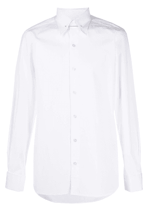 Tom Ford tin pin shirt - White