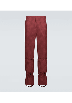 Mini GG pants with gaiters