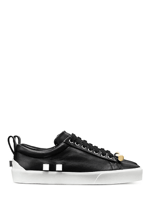 Stuart Weitzman - The Galaxy Aoki Sneakers In Black - Size 39.5