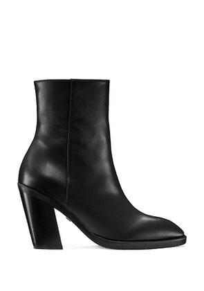 Stuart Weitzman - The Wynter Bootie In Black - Size 41