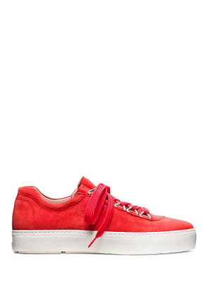 Stuart Weitzman - The Gaming Sneaker In Pimento Red - Size 39.5