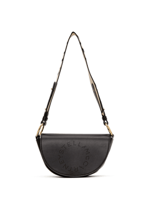 Stella McCartney Black Marlee Logo Bag