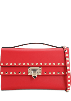 Rockstud Smooth Leather Bag