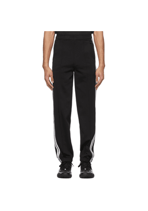 Neil Barrett Black and Off-White Suiting Lounge Pants