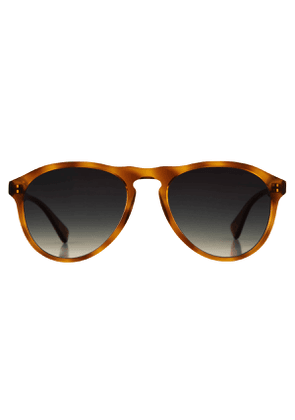 Vintage Tortoiseshell Natural Cellulose Paul Sunglasses