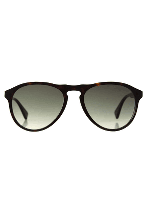 Dark Tortoiseshell Natural Cellulose Paul Sunglasses