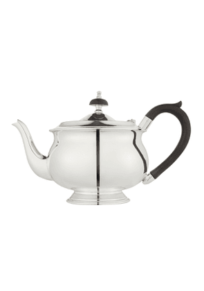 Vintage Silver-Plated Thirties Teapot