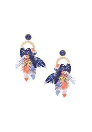 Amazonas Earrings - Multi
