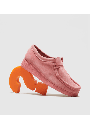 Clarks Originals Wallabee Women's, pink