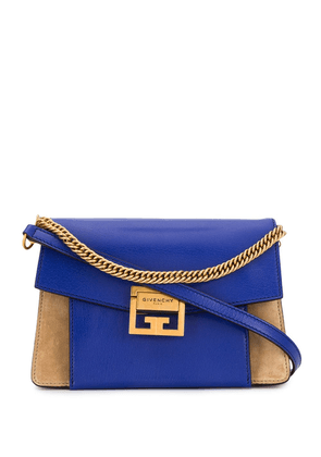 Givenchy small GV3 shoulder bag - Blue