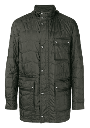 Salvatore Ferragamo quilted jacket - Green