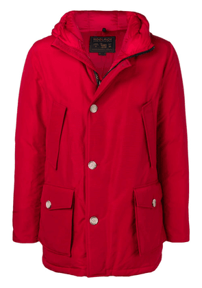 Woolrich Storm parka - Red