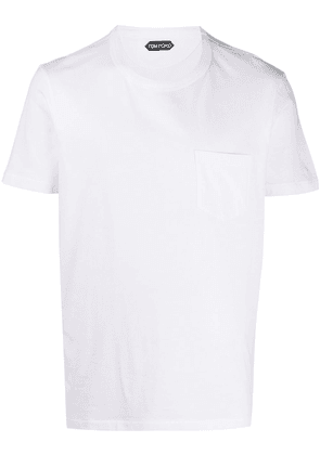 Tom Ford pocket T-shirt - White