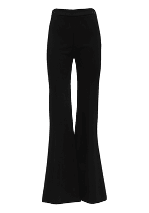 Tailored Jersey Flared Pants