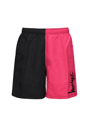 2 Panel Nylon Swim Shorts